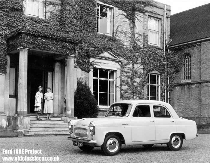 Ford 100E Prefect