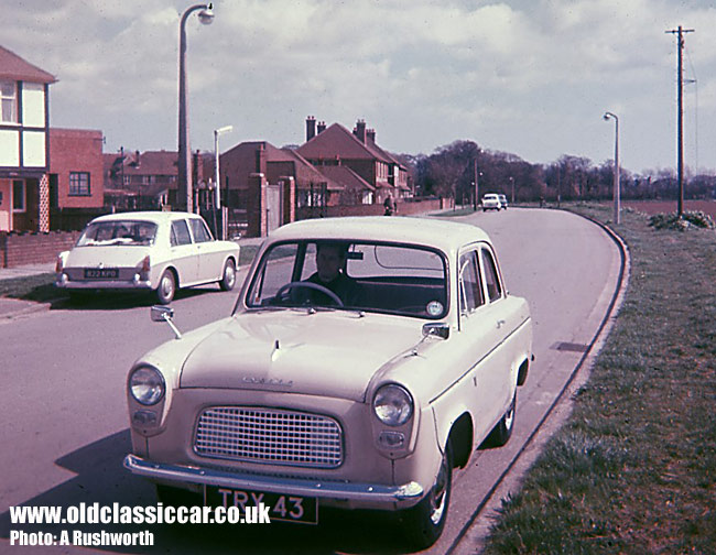 Ford 100e Anglia Amp Prefect