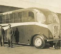 RAF 107 MU vehicle