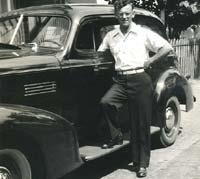 1939 Pontiac motor-car photo