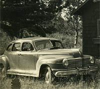 Classic 1942 Dodge D22 car
