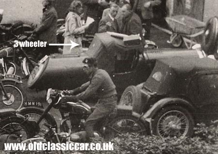 3 wheeler - BSA?