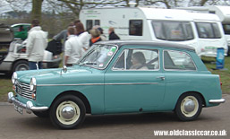 Example of Austin A40 Mk2 car