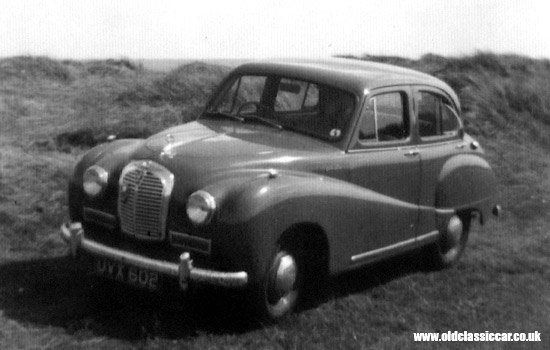 A Somerset in 1952