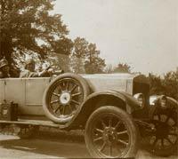 A vintage Albert car