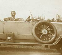 Another photo of the same Albert automobile