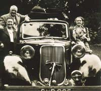 Armstrong Siddeley 17hp motor-car