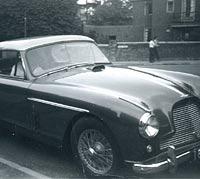 Photo of 1955 Aston Martin DB2/4