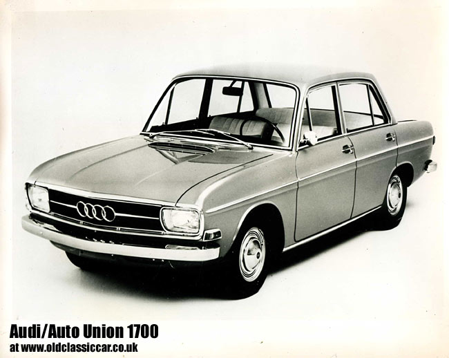 Not perhaps the most exciting car from auto union s past but smart and