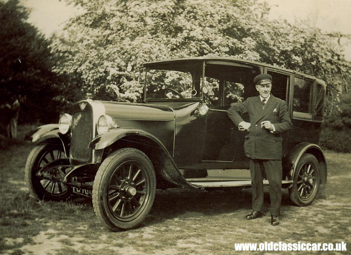 1920s car pre war austin 20 landaulette motor cars