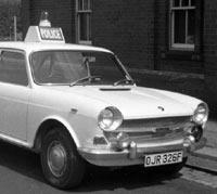 Austin 1800 car