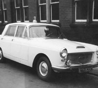 Austin A110 Westminster car