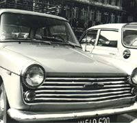 Another Mk2 A40 Farina car