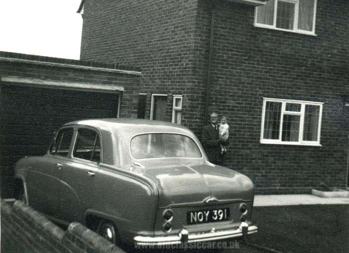 A New Austin A50 Cambridge Of 1954 1957 And Other Examples