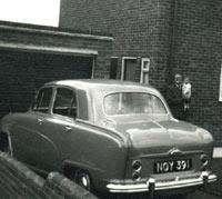 Another Austin A50 Cambridge