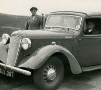 Vintage Photos Of Cars And Other Road Vehicles