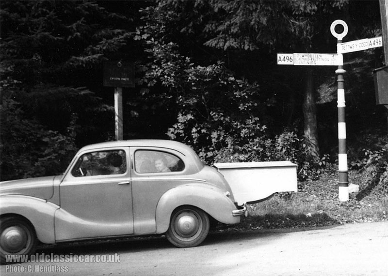 Austin A40 Dorset 2 Door Saloon