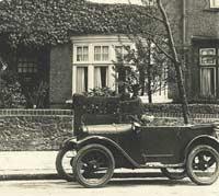 Another vintage Austin car