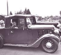 Austin Clifton tourer car photo