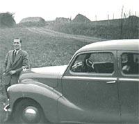 A40 Dorset car