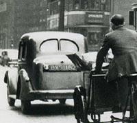 1938 Austin 10 Cambridge car