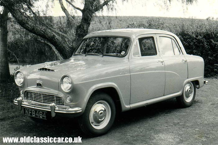 Austin A50 Cambridge similar to that in Brian's story