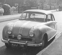 Photo of an Austin A90 Atlantic