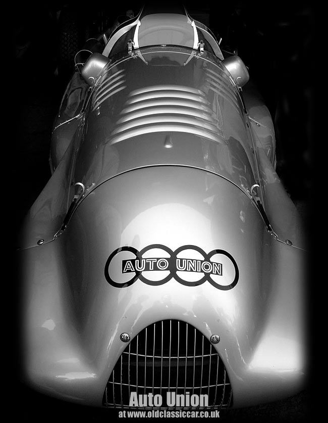 Auto Union racing car