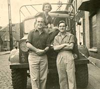 Bedford OY lorry photo