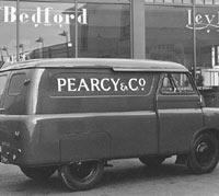 Bedford CA van Mk1