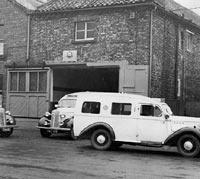 Bedford PC Ambulance