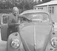 VW Beetle car photos