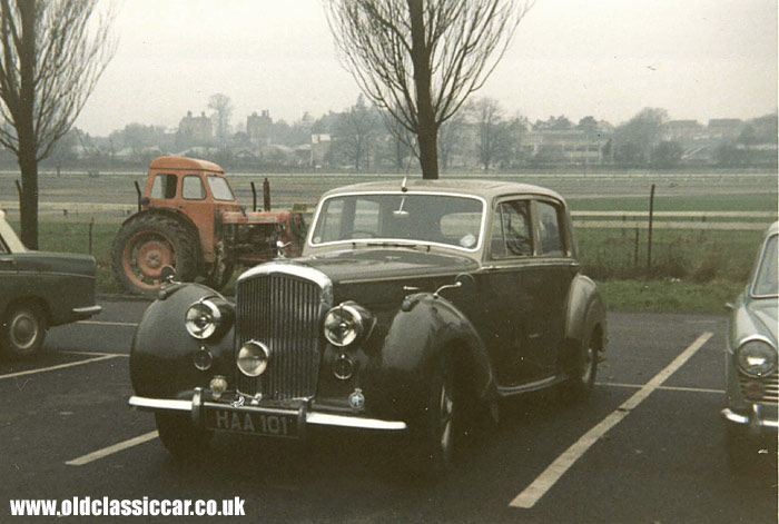 Bentley Mk6 Standard Saloon
