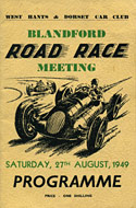 Race meeting at Blandford