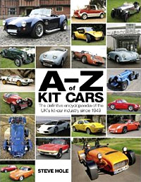 Book about kit cars since 1949