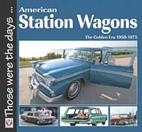 Book on American station wagons