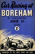 Race meeting at Boreham