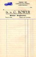 C. Bower letterhead no.2