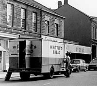 A Whittle's breadvan and Leyland Atlantean