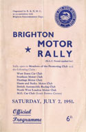 The Brighton Motor Rally