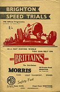 The Brighton Speed Trials