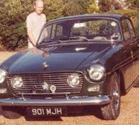 Bristol 410 car