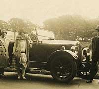 A 1925/1926 Buick tourer