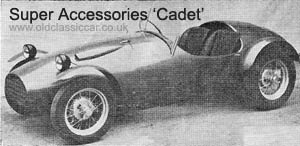 The Cadet Special