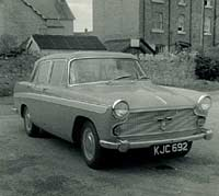 Austin Cambridge A60