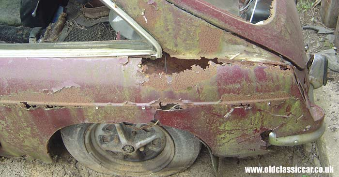 Car Restoration Projects For Sale Uk