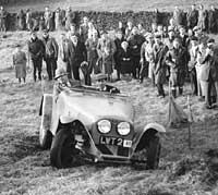 Postwar car trials