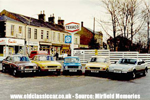 British Leyland cars