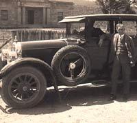 Classic Chandler car