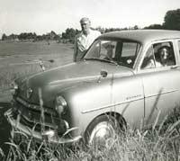 Classic Vauxhall Wyvern